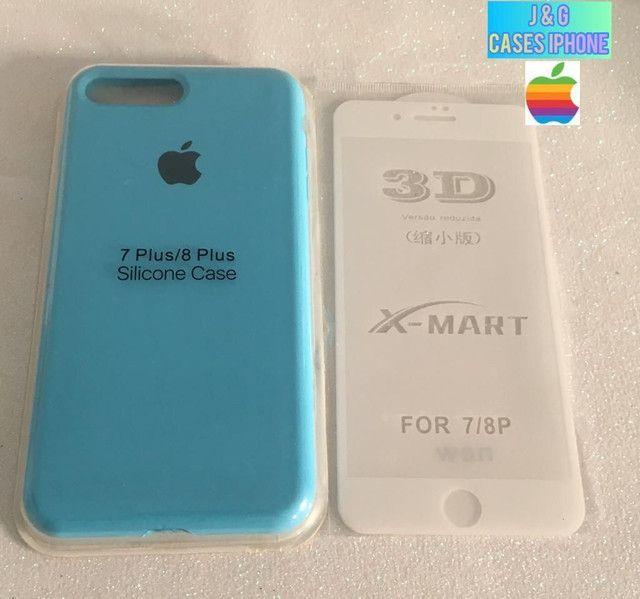 Capinha/case iPhone e películas 3d - Foto 4