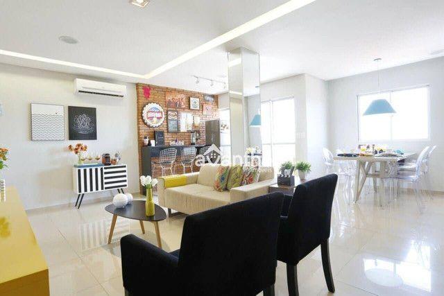 Apartamento com 3 dormitórios à venda, 107 m² por R$ 600.000 - Piçarreira Zona Leste - Ter - Foto 10