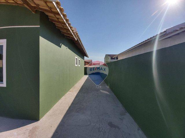 Casa com 2 dormitórios à venda, 67 m² por R$ 210.000 - Balneário das Conchas - São Pedro d - Foto 2