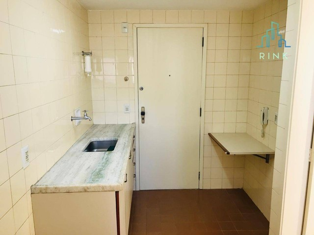 Apartamento com 1 dormitório para alugar, 50 m² - Icaraí - Niterói/RJ - Foto 6