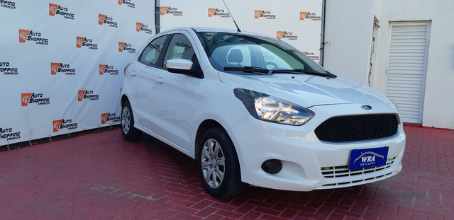 Ford- Ka se Hacth 1.0 2019 - Foto 2