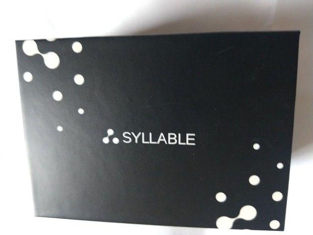 Syllable S101 / S119 - Fones Bluetooth - Entrego e Aceito Cartões