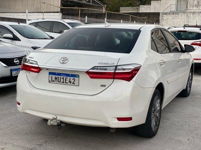 Corolla XEI 2.0AT GNV 5G - Único Dono - Todo Revisado na Toyota  - Foto 4