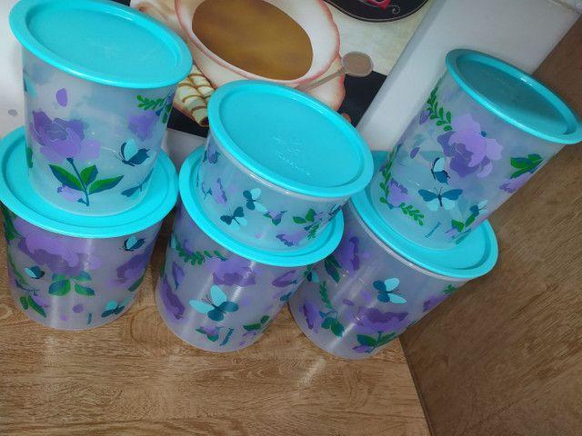 Kit Instantâneas borboletas Tupperware - Foto 5