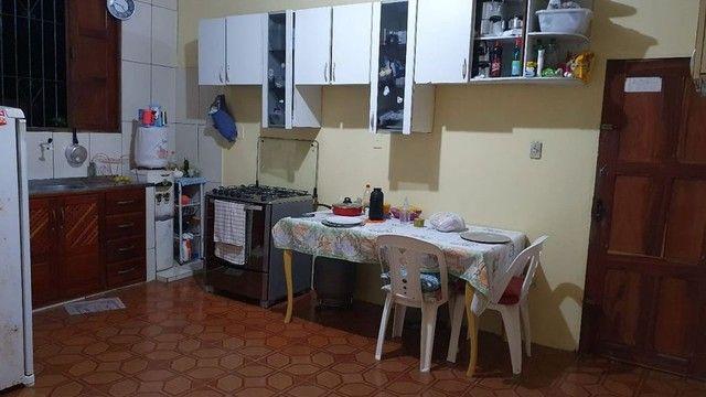 Casa 3 quartos sendo 1 suíte, no bairro Jardim Felicidade. Prox. ao Supermercado Santa Luc - Foto 8