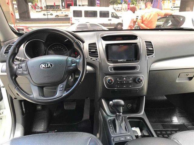 KIA SORENTO 2.4 16V GASOLINA EX AUTOMÁTICO - Foto 10
