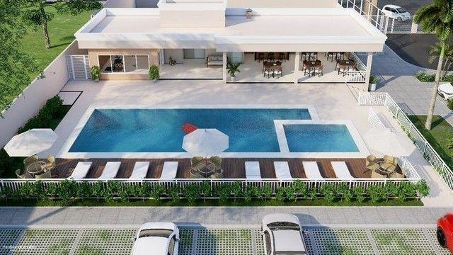 136 Condomínio Fit One. Apartamentos de 55m² no porcelanato na região do Turu - Foto 7