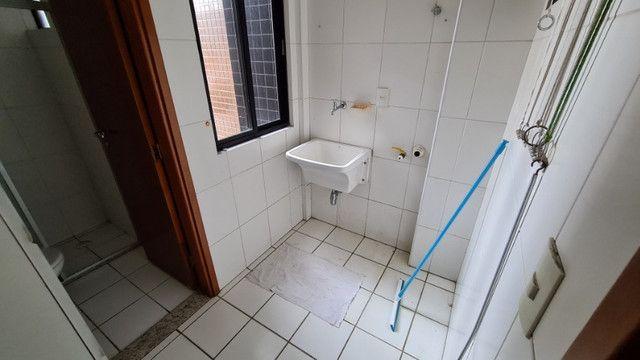 Apartamento de 126m², 3 suítes, 4 quartos, DCE, 3 vagas de garagem, Ponta Verde - Foto 6