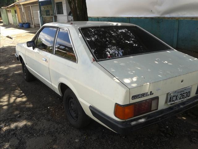 FORD CORCEL 86