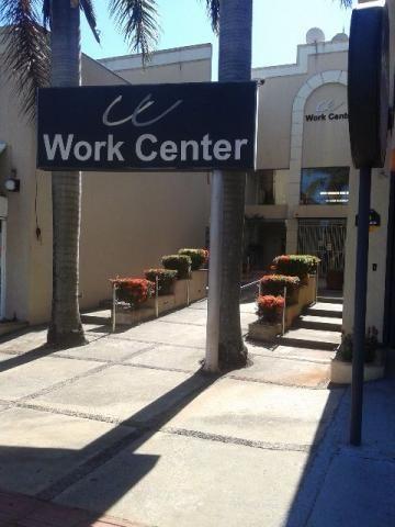 Sala comercial Ed. Work Center