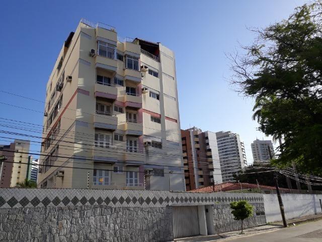 Apartamento de 136,02m² com 3 quartos e 1 vaga no Cocó