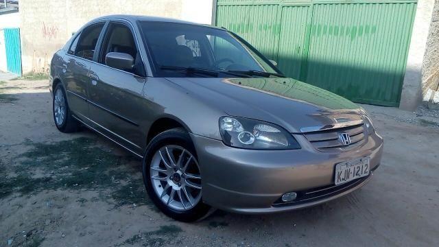 High Quality Honda Civic 2002 Completo