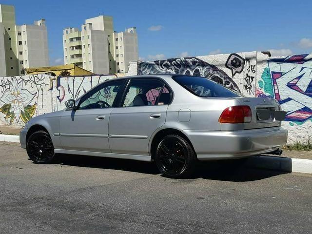 Beautiful Honda Civic 98 LX   1998