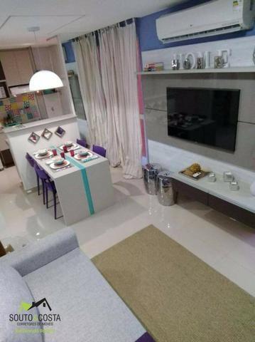 Apartamentos Eco Fit Eusébio, na divisa com Fortaleza!