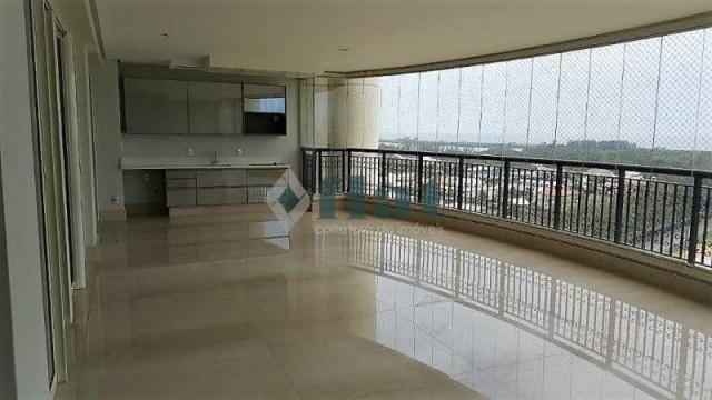 Apartamento à venda com 5 dormitórios em Barra da tijuca, Rio de janeiro cod:FLAP50004