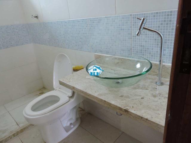 Casa `a venda no Condomínio Canto de Arembepe em , Arembepe (camaçari) cod:100 - Foto 12