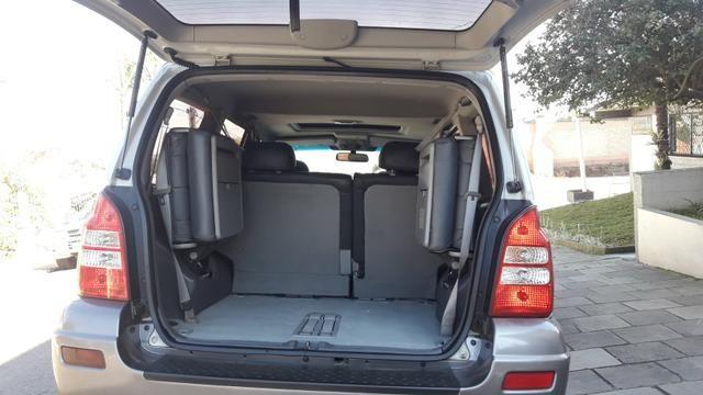 Hyundai Terracan 4x4 Automatica - 7 lugares - Teto Solar - Foto 8