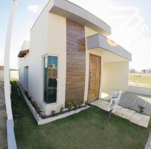 Casa - Ecoville 1 - 3 su?tes - 110m² - Pode financiar -SN