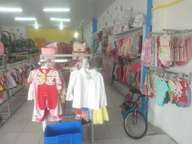 Compre venda ou troque roupas acessórios calçados brinquedos infantis - Foto 3
