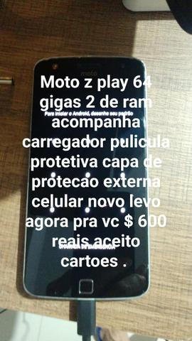Celular moto z play - Foto 2