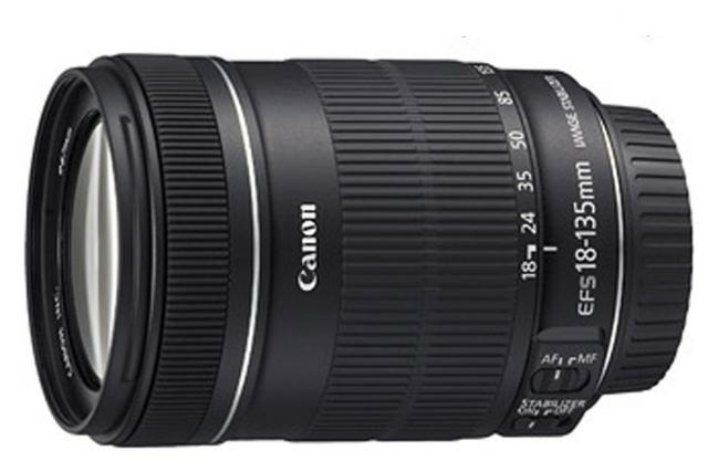 Lente Zoom Canon Ef-s 18-135mm F/3.5-5.6 Is Usm