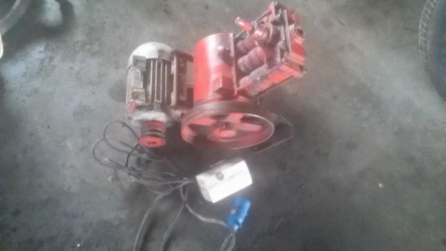 Wap de alta pressão e Vazão Hidromar 3 pistões - Foto 3