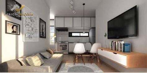 Apartamento com 2 dormitórios à venda, 54 m² por R$ 283.400 - Santa Maria - Santo André/SP - Foto 2