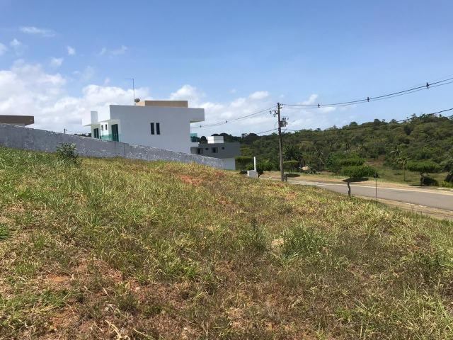 Oportunidade Terreno de Esquina no Alphaville Litoral Norte II R$ 240.000,00 - Foto 4