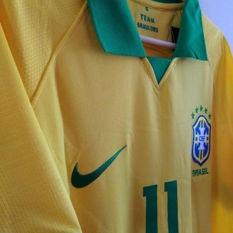 Camisa Times - Brasil - Foto 2