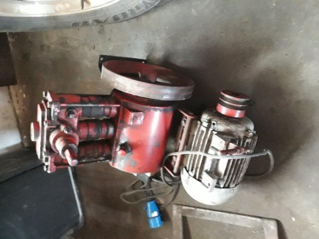 Wap de alta pressão e Vazão Hidromar 3 pistões - Foto 2