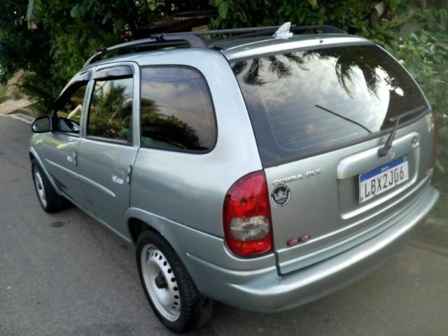 Carro corsa wagon gls 1.6 16v 1998 - Foto 6