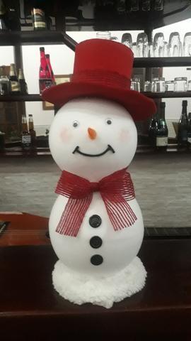 Boneco de neve - Foto 4