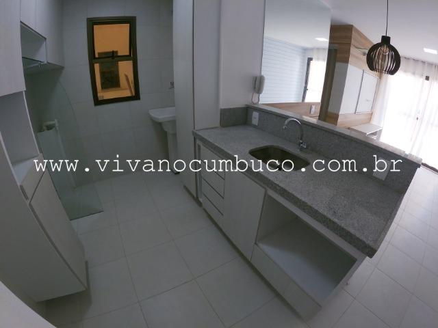 Apartamento no condomínio VG Sun Cumbuco Semi mobiliado - Foto 4