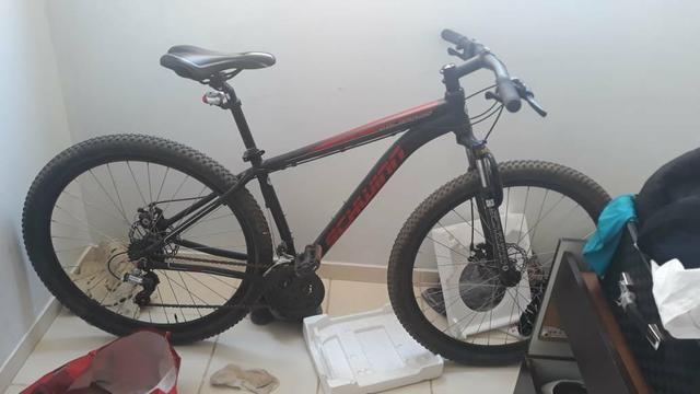 Vendo essas duas bike valor a combinar ,com nota fical - Foto 2