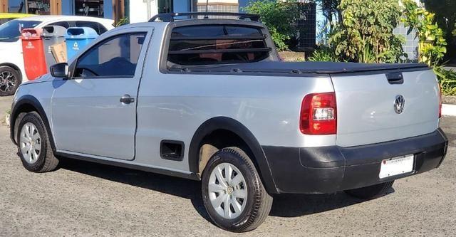 Volkswagen Saveiro Trend 1.6, 2014/2014, conservado! - Foto 3