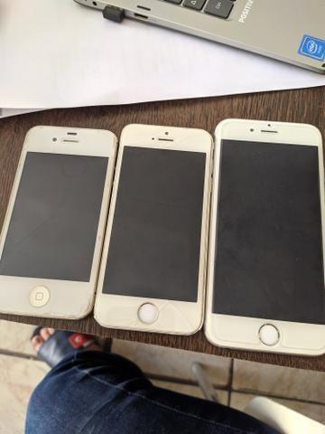 3 iPhones (sucata) - Foto 2