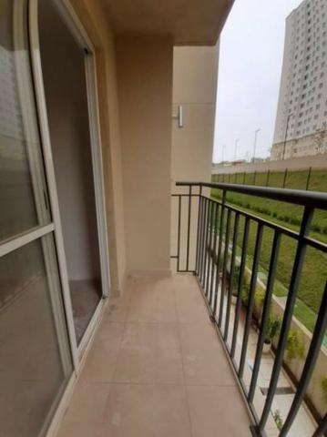 3 Dormitórios. Apartamento Novo. Lazer Completo. Parque São Vicente - Mauá - Foto 4