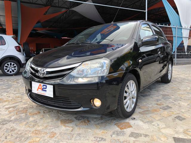 Toyota etios 2013/2013 1.5 xls 16v flex 4p manual