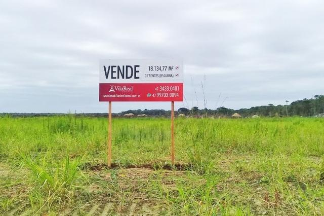 Área para investir na BR-280/Araquari (ref. 02)[VR006] - Foto 2