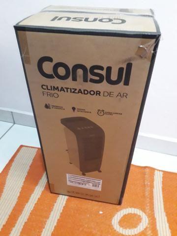 Climatizador de ar frio da consul