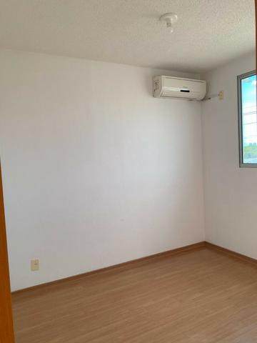 Chapada dos Buritis | 2/4 com ar condicionado split | Apto novo - Foto 10