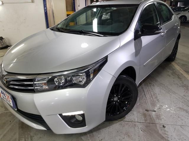 Toyota corolla 2.0 XEI 16V felx 4P automatico