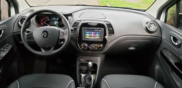 Renault Captur Intense 1.6 CVT 8 mil km 2019 - Foto 3