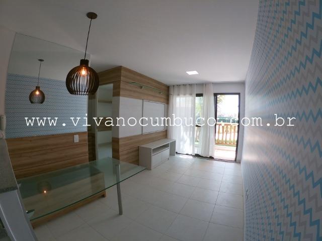Apartamento no condomínio VG Sun Cumbuco Semi mobiliado - Foto 9
