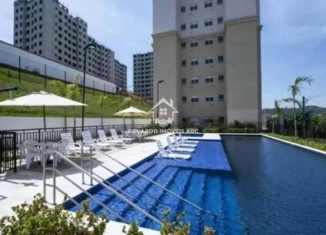 3 Dormitórios. Apartamento Novo. Lazer Completo. Parque São Vicente - Mauá