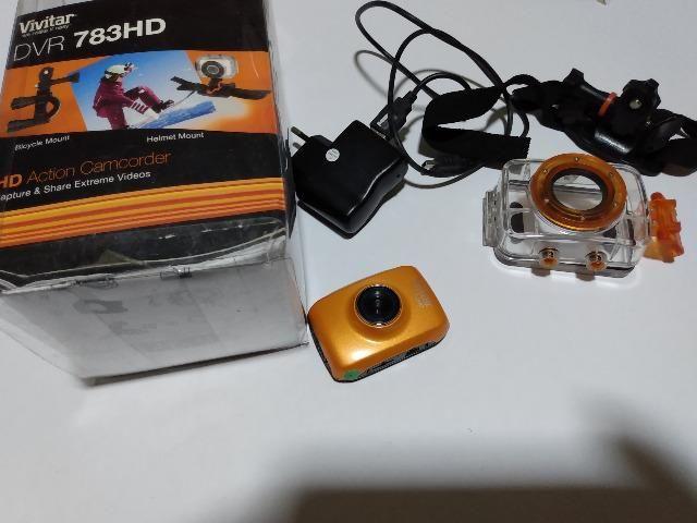 Câmera Esportiva - Vivitar DVR 783HD - Foto 2