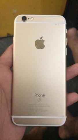 Vendo iphone 6s 128gb carregador aceito trocas - Foto 2