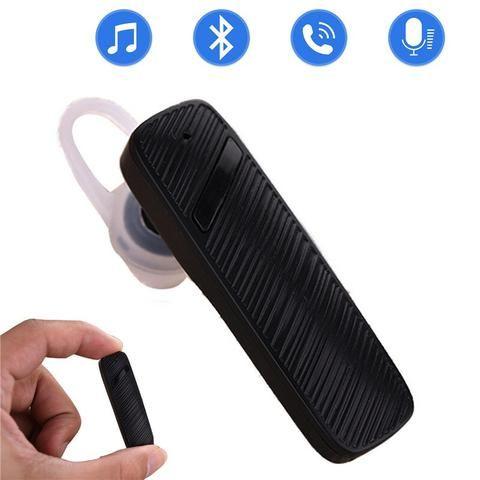 Fone De Ouvido Bluetooth Headset Sem Fio Original Android iOS Música - Foto 5