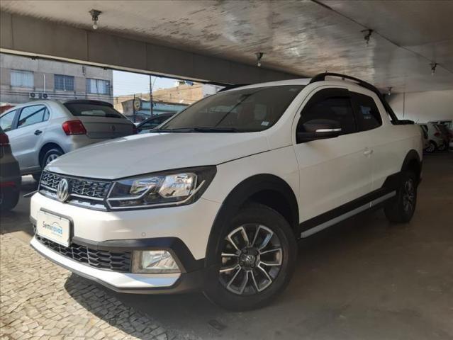 Volkswagen Saveiro 1.6 Cross cd 16v - Foto 7