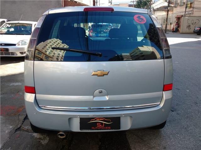 Chevrolet Meriva 1.4 mpfi joy 8v flex 4p manual - Foto 10